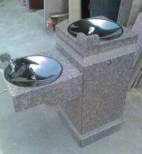 不锈钢工艺造型饮水台、户外大理石饮水台、商业饮水机图片