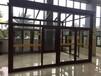 新型隔熱鋁合金陽光房型材+優質中空鋼化玻璃陽光房鋁材+