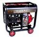 推车式250A柴油发电电焊两用机厂家价格