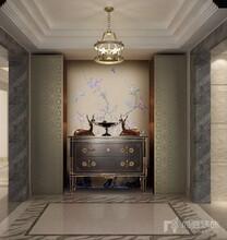 蓝山国际爵悦半岛别墅装修设计效果图-成都尚层别墅装饰装修公司图片
