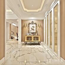 棠湖泊林城别墅装修设计奢华欧式风格效果图-成都尚层别墅装饰装修公司图片