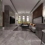 保利湖心岛别墅装修设计现代简约风格效果图-成都尚层别墅装饰装修公司图片