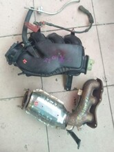 丰田塞纳3.5进气支管排气支管原装拆车件图片