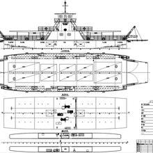 建造内河汽车渡船