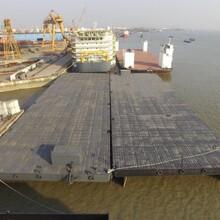 售无动力驳船6000吨图片