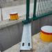 隧道輪廓標3柱帽式輪廓標廠家&玻璃鋼柱帽式輪廓標