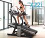 爱康家用登山跑步机X22i/27718iFIT智能系统足不出户塑造更好的自己