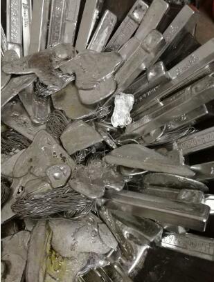 上海锡棒锡球回收公司专业回收锡线锡块锡渣
