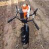 便携式植树挖坑机手提式电线杆挖坑机