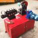 自動切割金屬鋼帶波紋管卷管機螺旋管制管機廠家