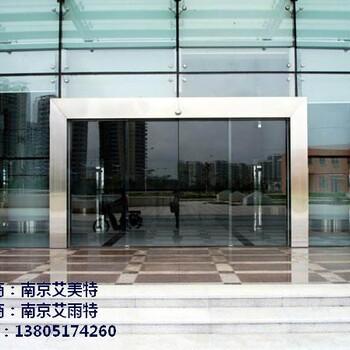 南京医院玻璃门自动门