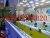广东汕头儿童游泳池厂家供亚克力新台面超大空间组装儿童游泳池