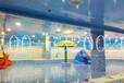 陕西宝宝游泳池生产厂家金色太阳优惠价格供亚克力婴儿游泳池