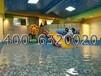 湖北儿童水上乐园游泳池厂家定制大型亚克力游泳池