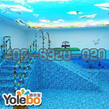湖北武汉儿童游泳池设备厂家供水上乐园设备游泳池游泳馆设备
