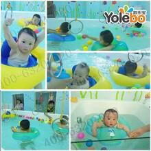 宁夏银川婴儿游泳池设备厂家4米一体成型豪华亚克力儿童游泳池定制
