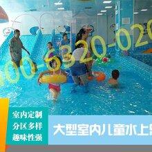 四川广元游泳池设备厂家儿童益智乐园大型滑梯戏水泳池设备