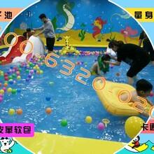 陕西西安水上乐园泳池设备厂家供儿童益智乐园婴幼儿水育早教池