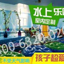 广东韶关婴儿游泳池设备厂家定制水育早教水上乐园室内游泳池