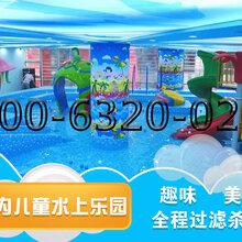 河南焦作婴幼儿益智乐园设备厂家供大型水上乐园儿童游泳池设备