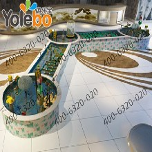 贵州室内儿童水上乐园设备厂家设计安装一条龙服务供儿童游泳池