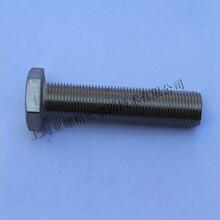 批发销售不锈钢sus410外六角螺栓图片