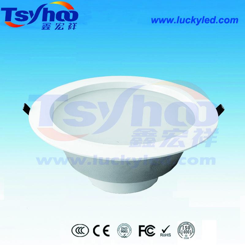 节能环保LED筒灯图片