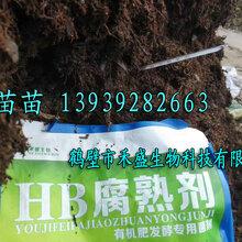 有机肥发酵菌种_有机肥生产菌剂_生物有机肥功能菌鹤壁市禾盛生物1393928-2663