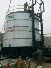 河南省鹤壁市有机肥翻堆机生产厂家有机肥全套生产线设备0392-6912593