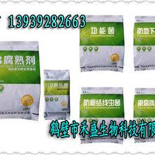 甘肃有机肥腐熟剂有机肥设备有机肥生产技术生物有机肥菌剂1393928-2663