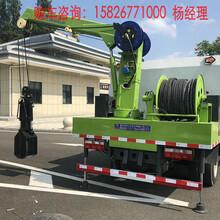 東風污水井清淤車,晉州管道抓斗車圖片