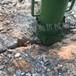 巖石劈裂機采礦