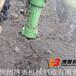 地基基坑石頭破拆開石頭液壓器