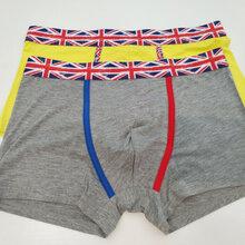 男士内裤彩色时尚潮品男士纯棉内裤