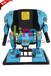 金刚侠行走车新款,升级配置机器人行走电动玩具车游乐价格