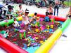 兒童充氣沙灘池玩具池百美廠家特別推出