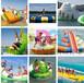 江苏宿迁室外大型水上乐园,水上浮具水上漂浮屋设备有厂家