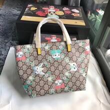 GUCCI爆款时尚手提袋购物袋,410812花猫,全国招代理