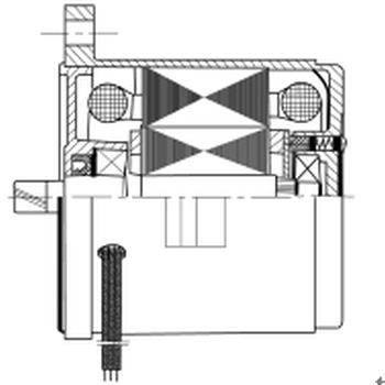台邦GPG微型调速马达: