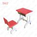 桂林厂家直销儿童书桌学生课桌椅单双人学习桌配套写字桌