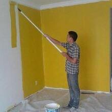 航天桥二手房墙面粉刷老房子墙面修补刷漆/宏图伟业装修