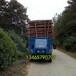 四驱四不像拉毛竹六轮车样式9吨工程四驱车厂家低价销售