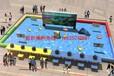 最新款电子方向盘遥控船儿童玩具游乐设备电动模型船、水上游乐设备
