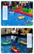 商用遥控船方向盘遥控船水上遥控船电动遥控船模型船儿童玩具图片