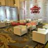 佛山桌椅租赁 全新休闲沙发茶几 品牌发布会桌椅 会议长条桌椅