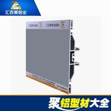 厂家供应无边框UV软膜灯箱大功率LED双面卡布灯箱广告牌定制图片