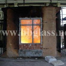 威海15mm防火玻璃生产图片