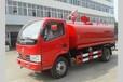 消防洒水车、东风5吨消防洒水车、多功能洒水车价格配置图片