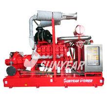 广州三业智能柴油机消防泵