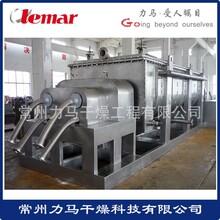 6000kg/h木薯渣双桨叶干燥机